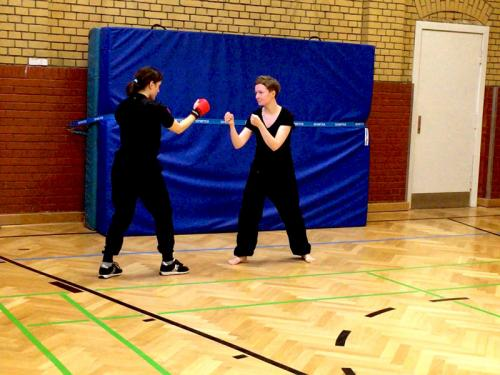 Lehrgang mit Birgit Toennies_8