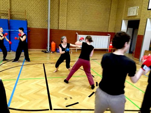 Lehrgang mit Birgit Toennies_13