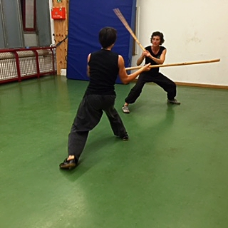 kung fu training 14