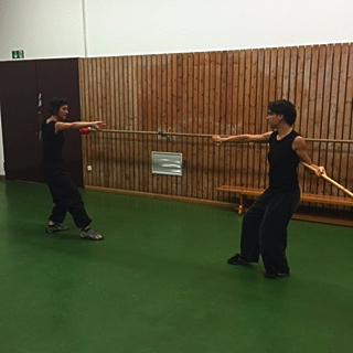 kung fu training 18