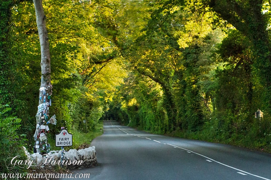 Fairy Bridge, Isle of Man