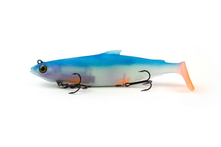 Fella Deluxe Shad - Ghost Blue