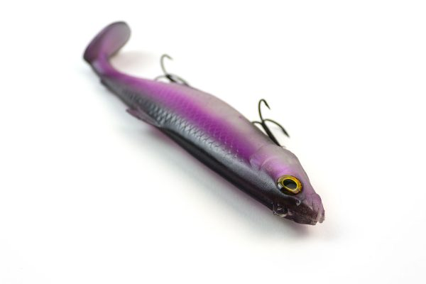 Fella Deluxe Shad - Ghost Purple