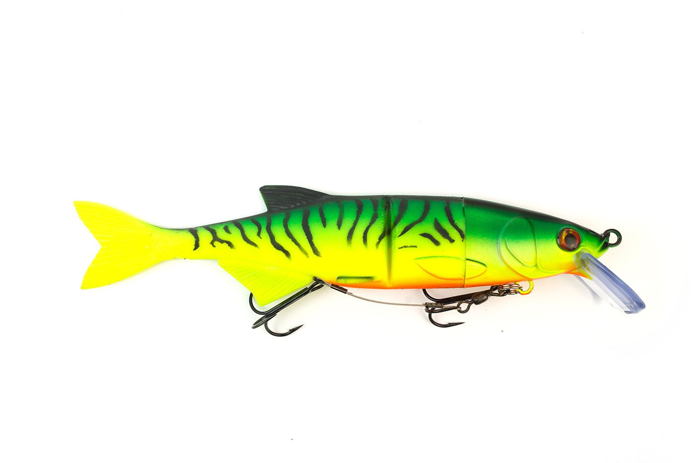 Hybrid Swimbait - Firecrush