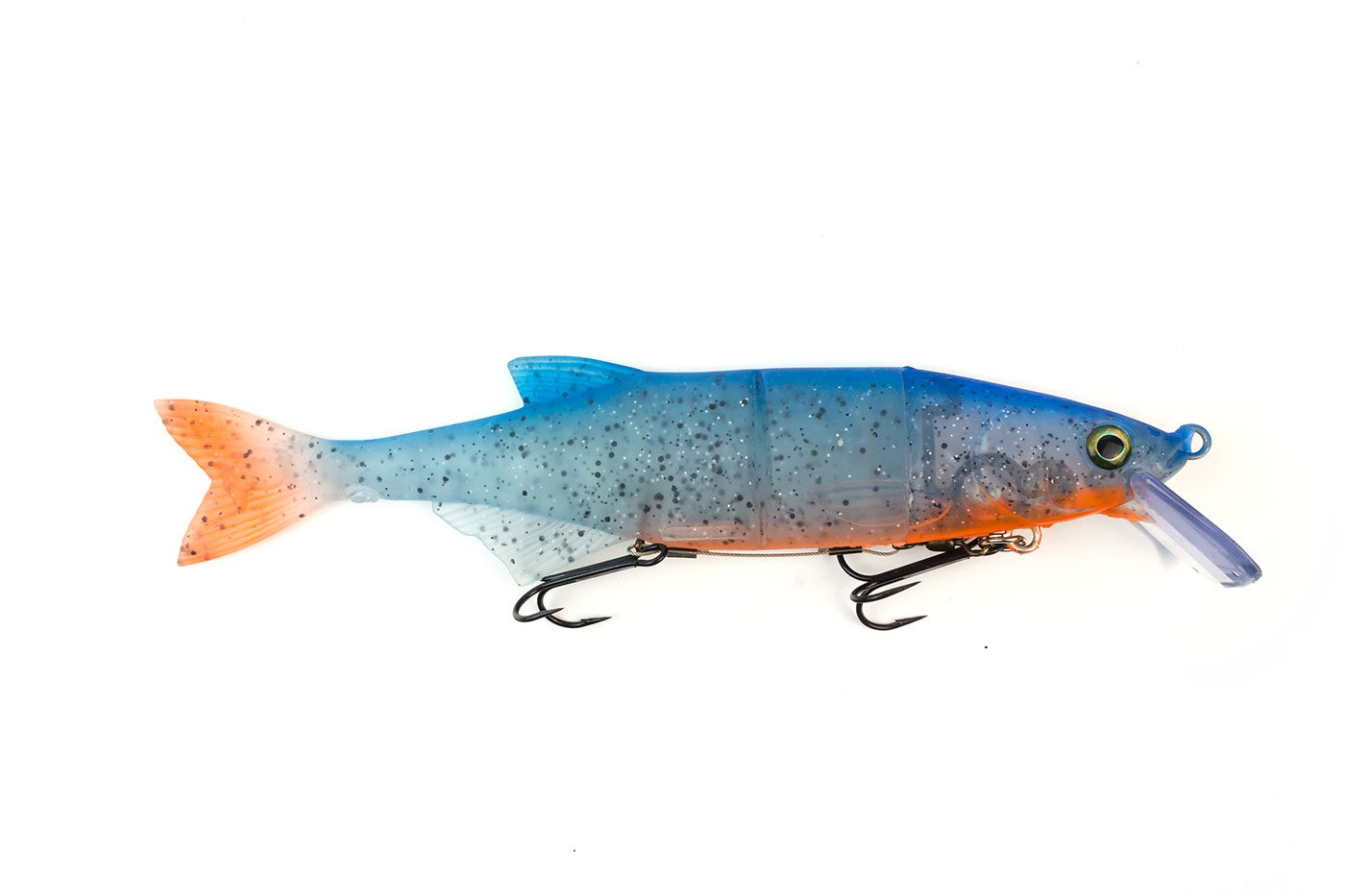 Hybrid Swimbait - Ghost Blue