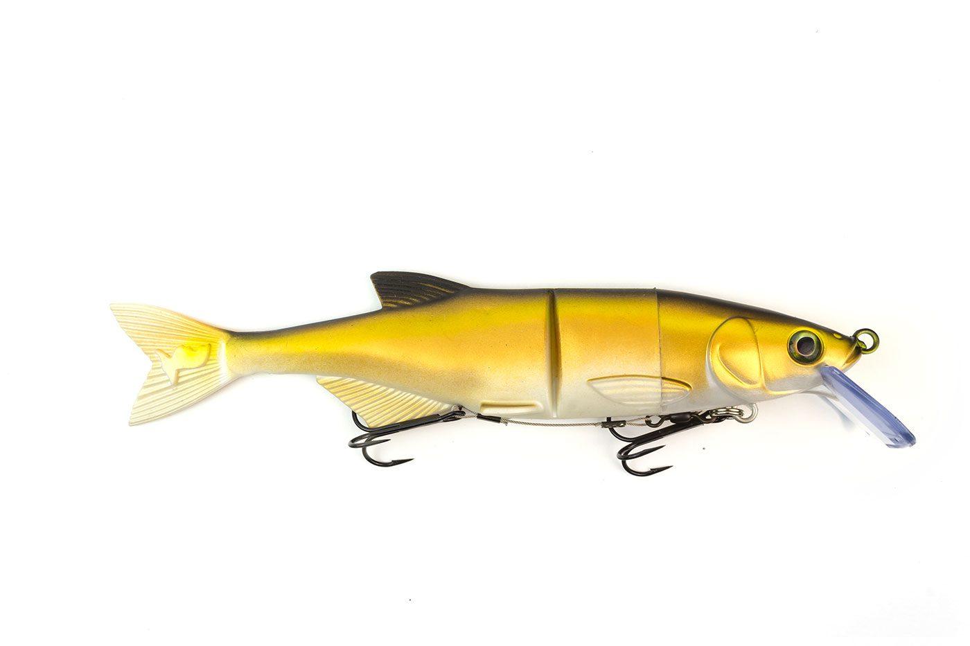 Hybrid Swimbait - Goldy