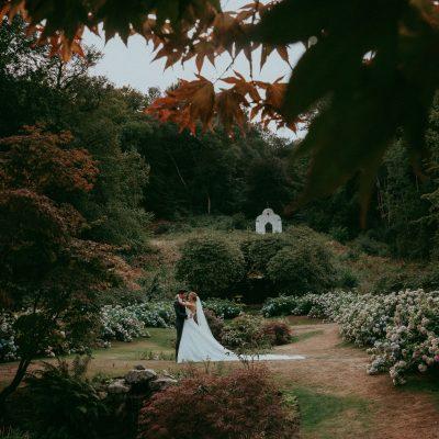 norrvikens trädgårdar bröllopsfilm
