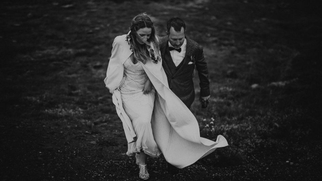 mountain wedding elopement