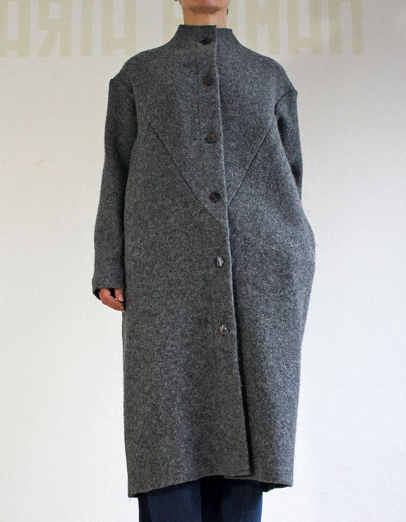 Maria Byman - Nelly Coat Plain