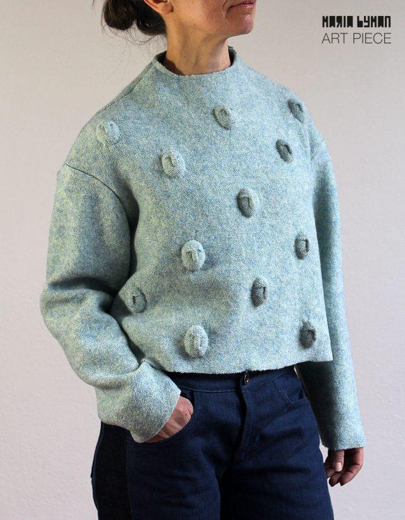 Maria Byman - Elsa Sweater Pop Faces