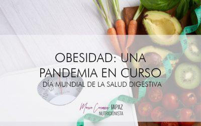 Obesidad: una pandemia en curso