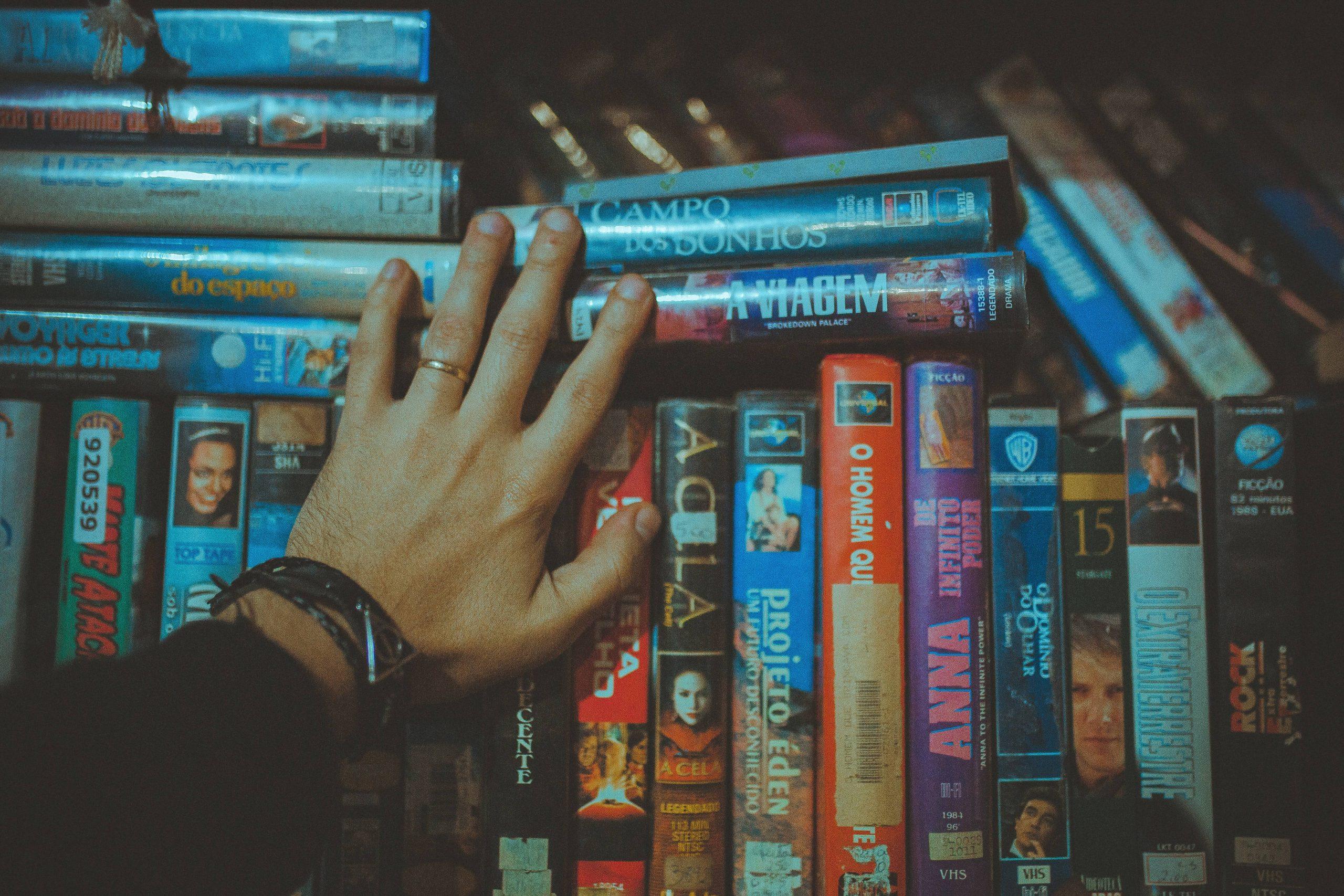 Hilfe bei der Entscheidung für einen Film