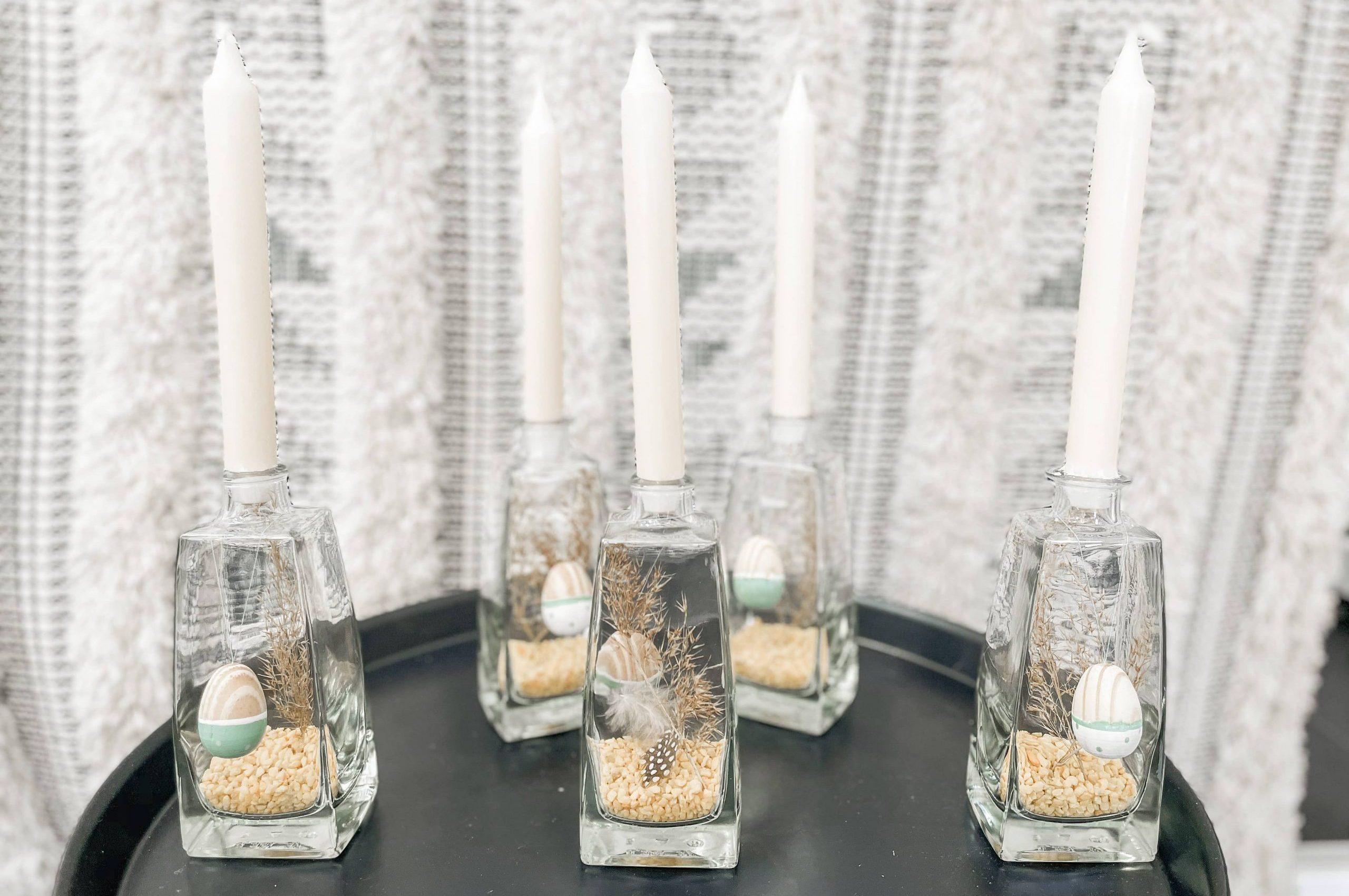 Handmade Kerzenständer
