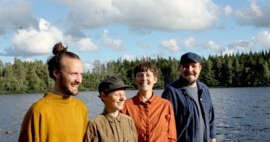 Foto på medlemmarna i Nü Fiona.