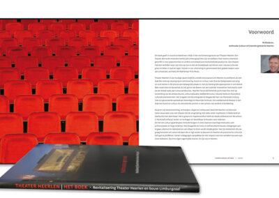 boek theater Heerlen