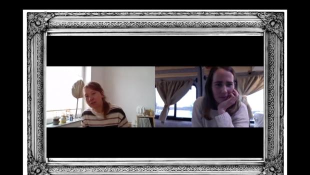 Marie im Interview mit Musikerin Luise Weidehaas