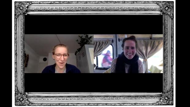 Marie im Interview mit Johanna Breuckmann für das Netzwerk musicNRWwomen