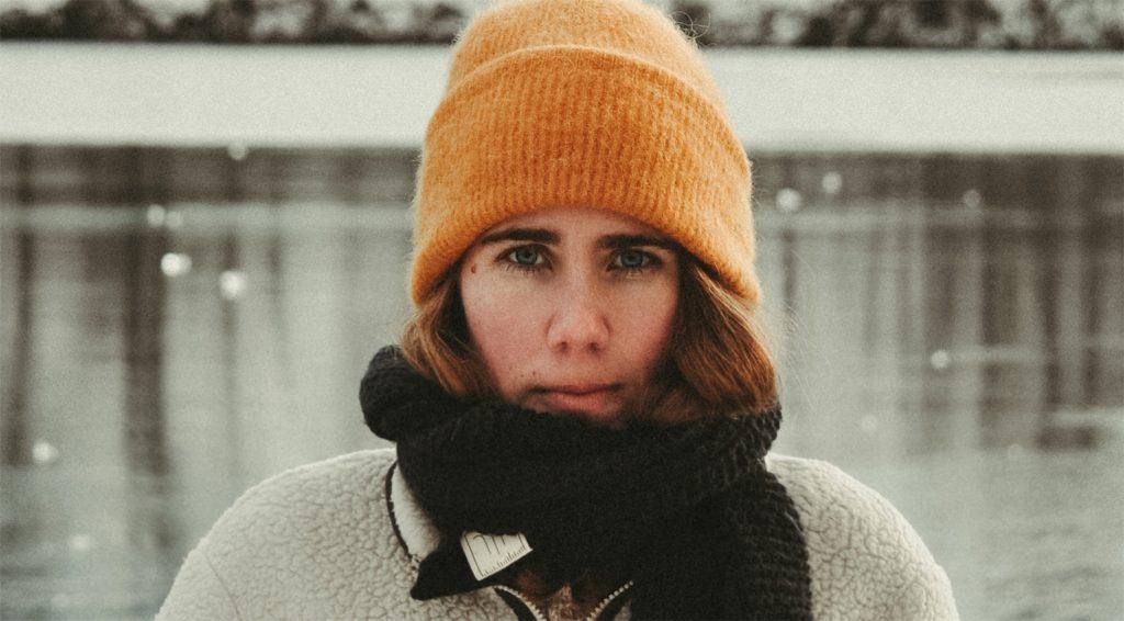Sängerin Marie Rauschen Portait