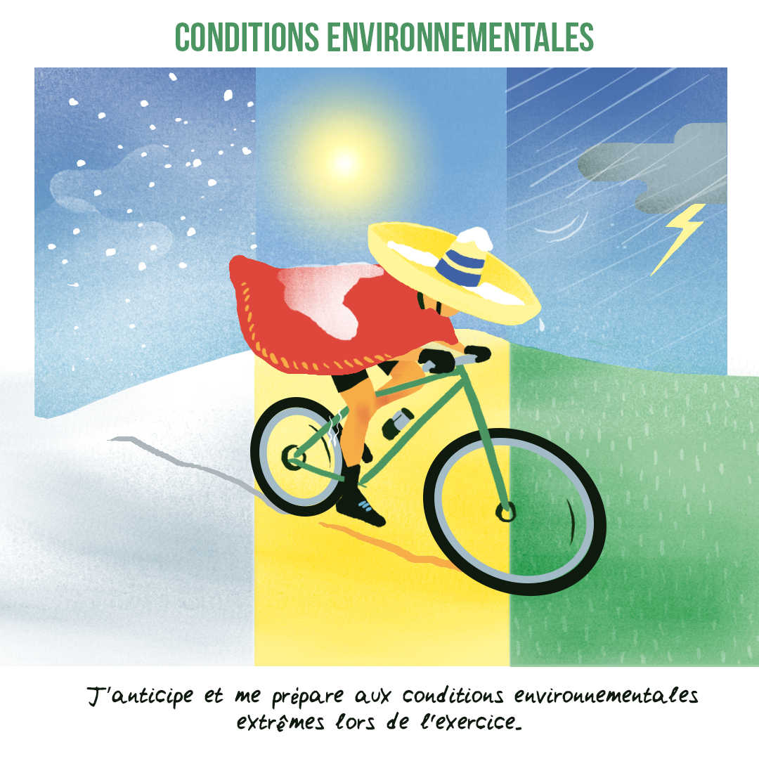 Ultra Sport Science - conditions environnementales