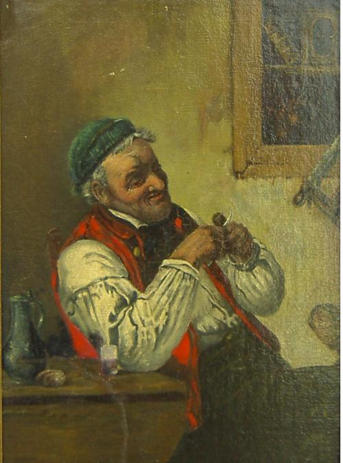 Mannetje  (vroeg werk)