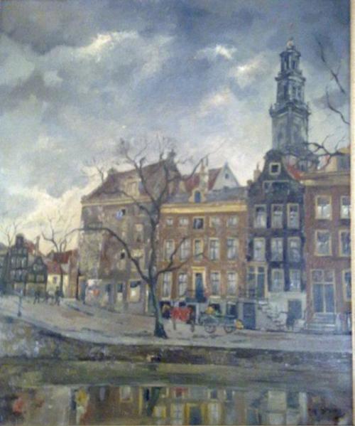 193 kantoorpand Bloemgracht 3 Amsterdam
