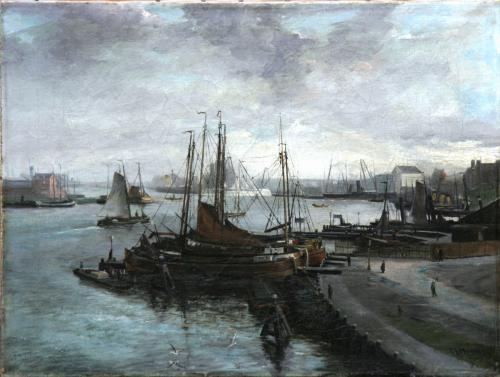 IJ Amsterdam jan2012