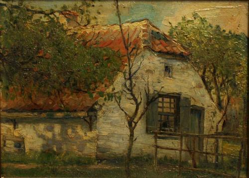 Brabants boerderijtje