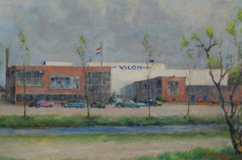 Vicon schilderij