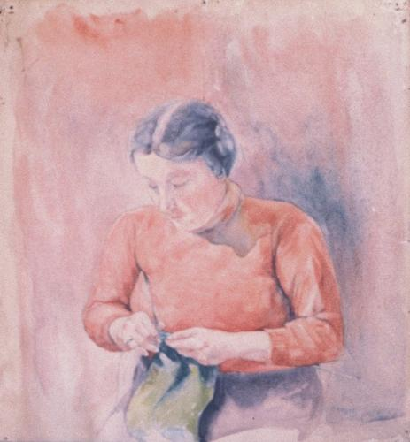 olieverf, dia 1985