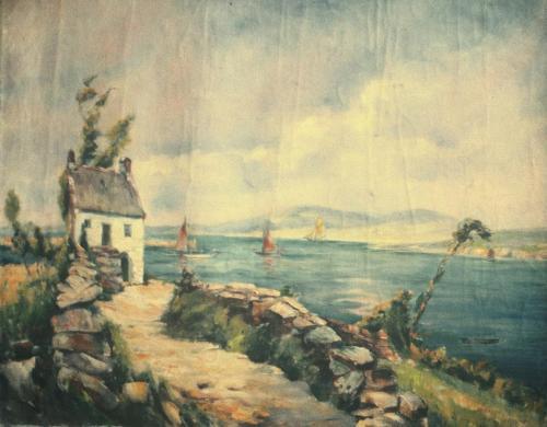 douarnenez huis bij zee