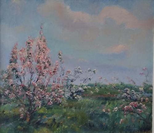 Gekocht van de schilder voor 1951