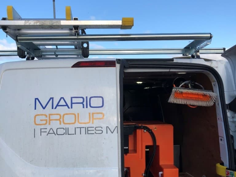 mario group facilities management services glasgow scotland