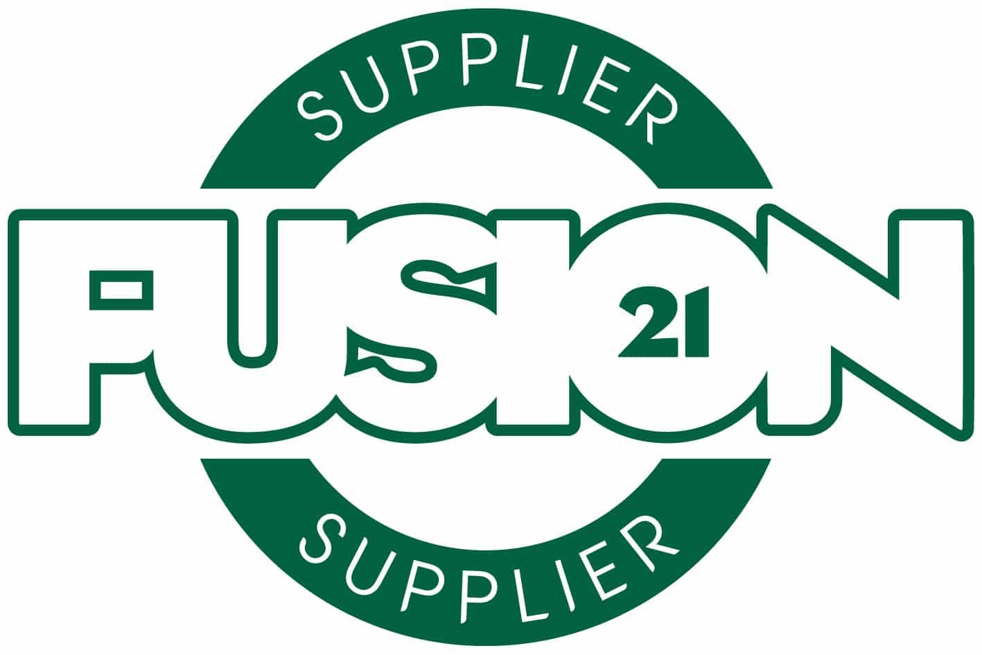 fusion21 framework supplier logo