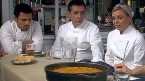 Pitu, uno de los cocineros de Can Riera