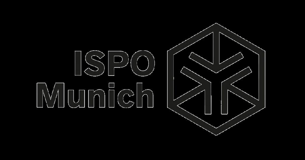Logo der ISPO Messe in München