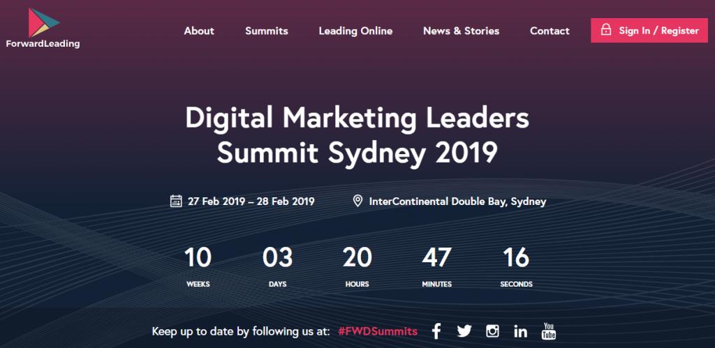 Marketing Leaders Summit