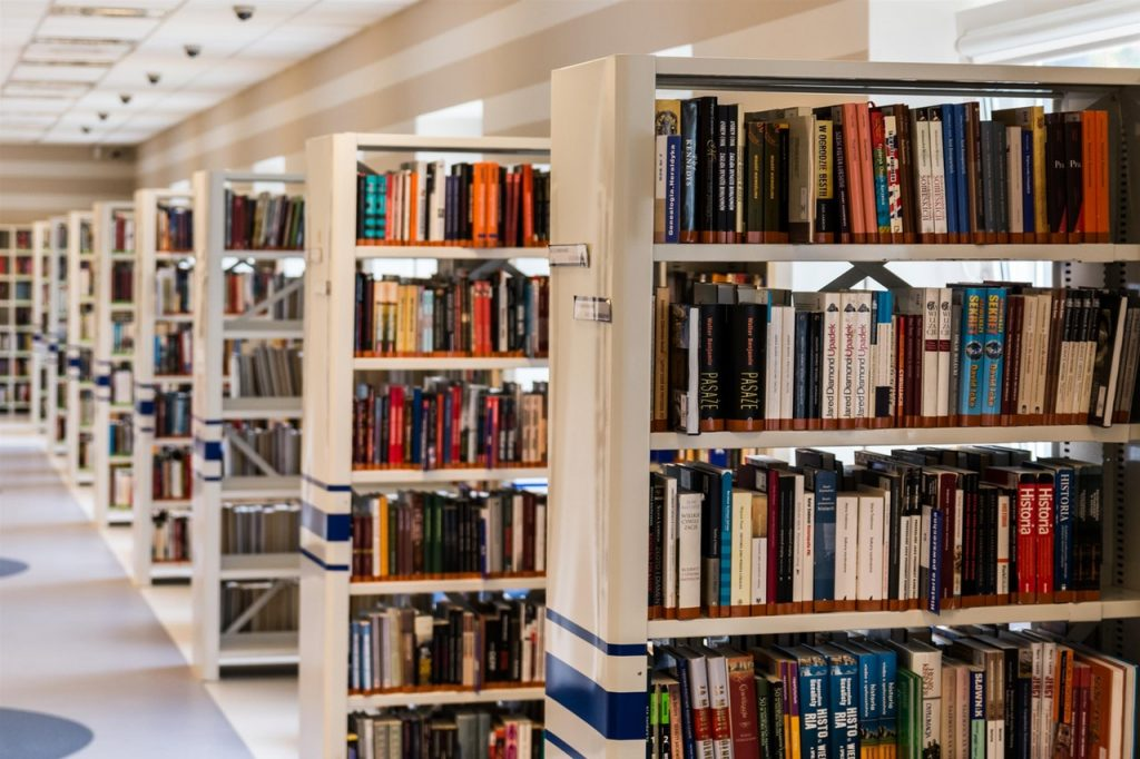 marketing library