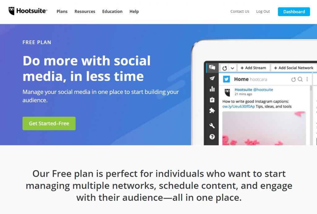 Hootsuite Free Plan