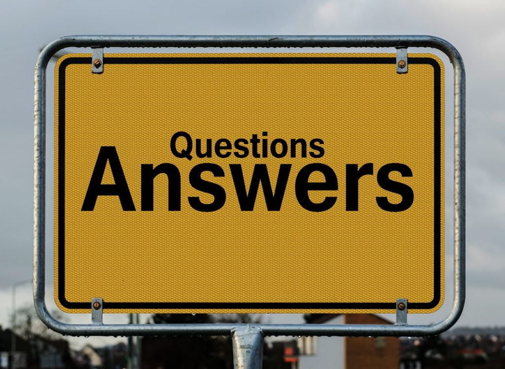 Ask yourself several questions