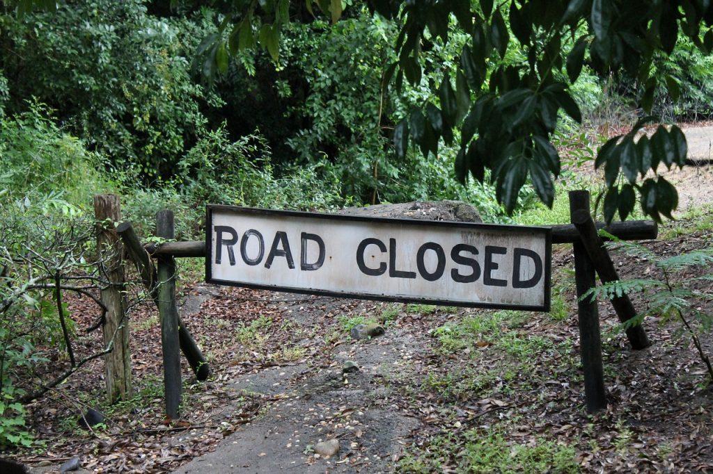 Eliminate all Roadblocks