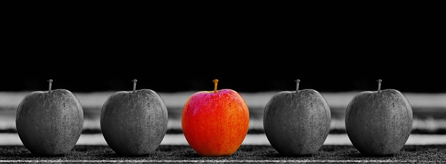 if you do not stand out in the market, you can go unnoticed and fail