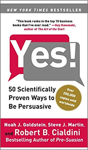 50 Ways to be Persuasive Cover