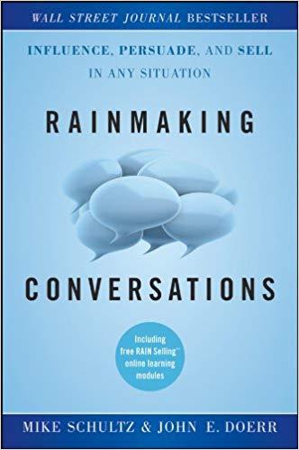Rainmaking Conversations Book