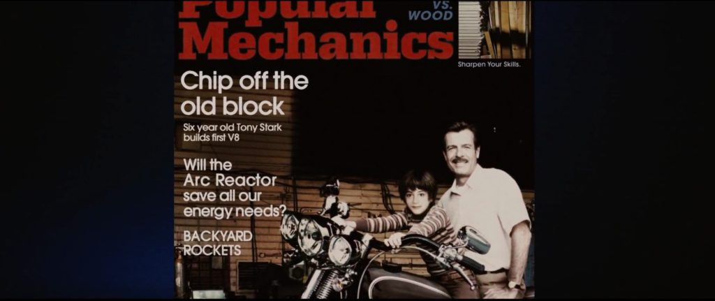 Popular Mechanics Magazine_Iron Man