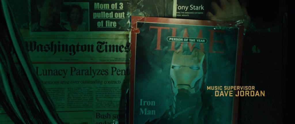 Magazines_Iron Man 2