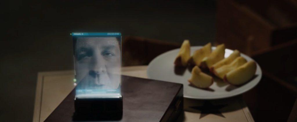 Skype_Iron Man 3