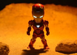 Iron Man Product Placement