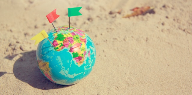 Geographical specialization. The company sells products in a specific locality or region