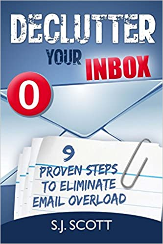 9 Proven Steps to Eliminate Email Overload Book Cover
