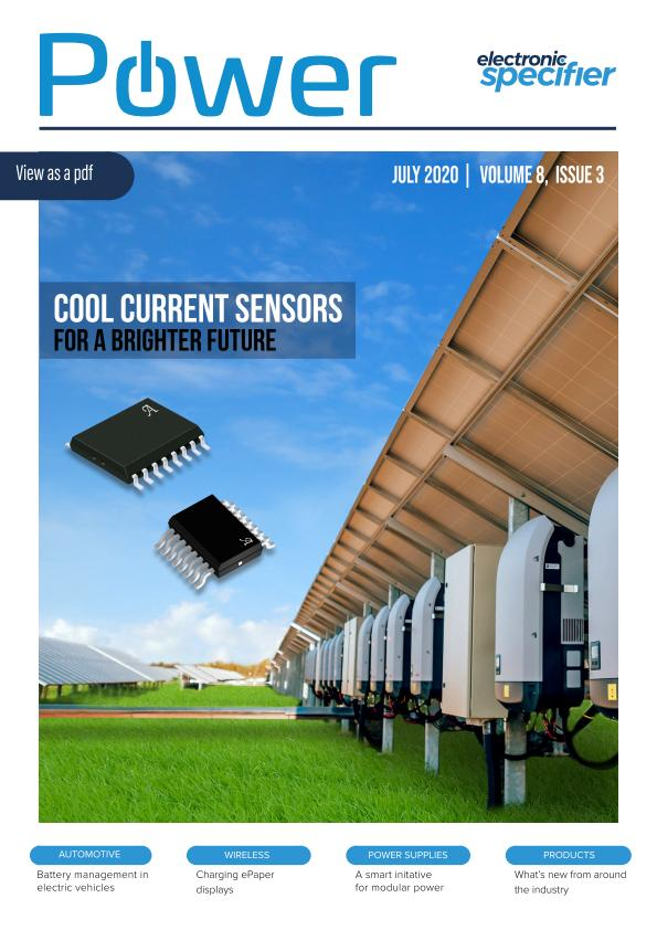 Electronic Specifier Power Cover
